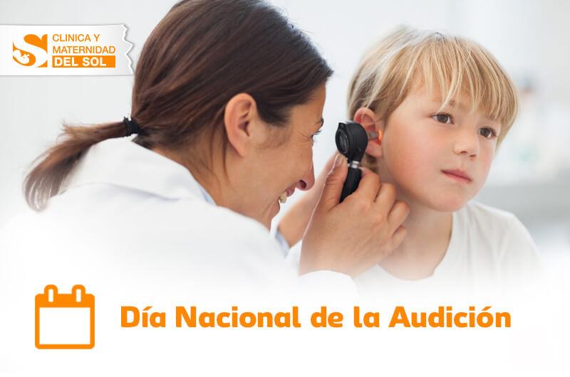 El 28 de Marzo es el Día Nacional de la Audición