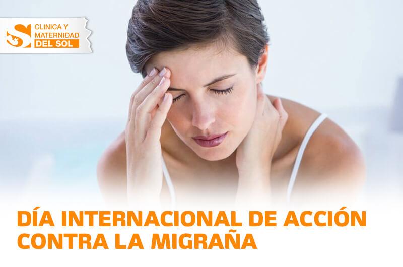 Día Internacional de Acción contra la Migraña