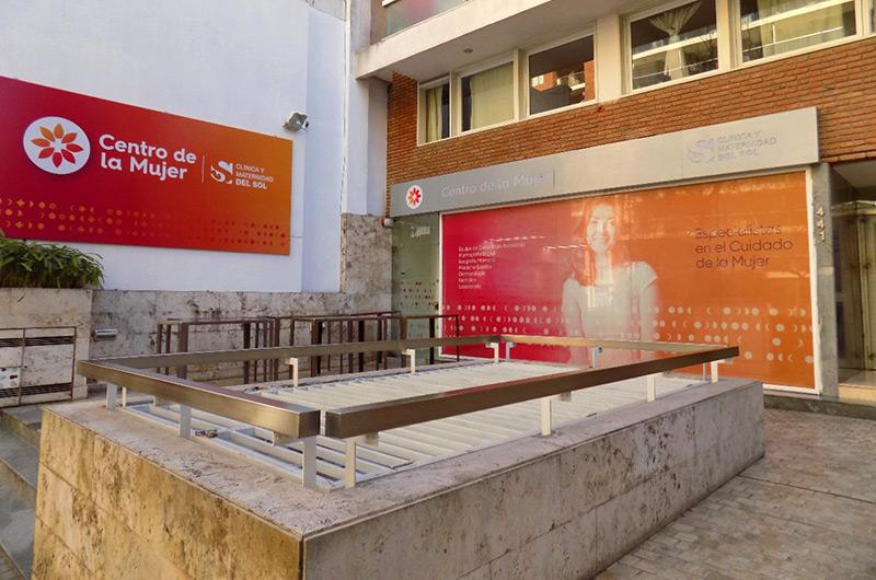 Inauguración del Centro de la Mujer