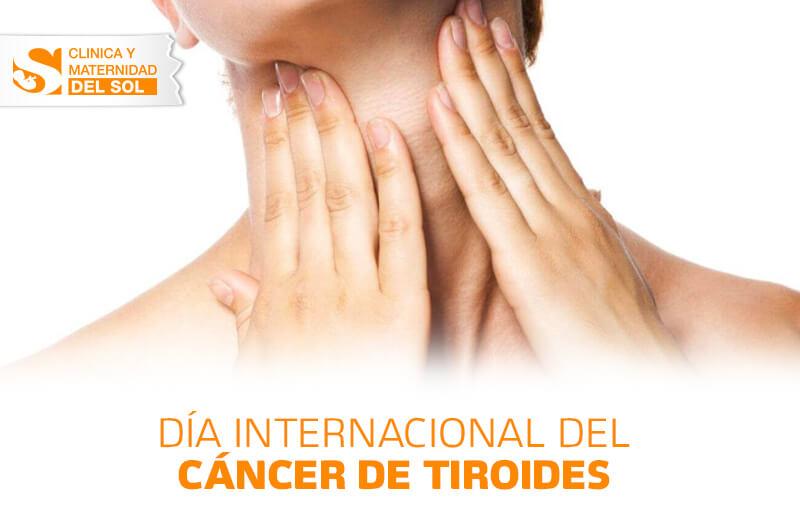 24 de Septiembre: Día Mundial contra el Cáncer de Tiroides