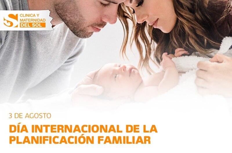 Día Internacional de la Planificación Familiar