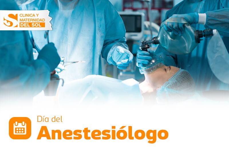 Día del Anestesiólogo